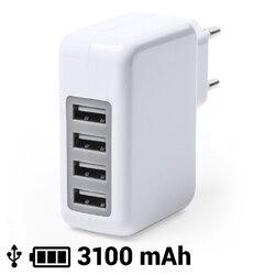 Naścienna na USB ładowarka 3100 mAh 145162