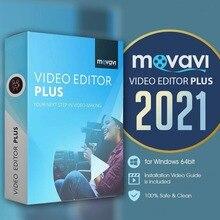 Movavi Video Editor Plus 2021 v21.0.1 full version Software