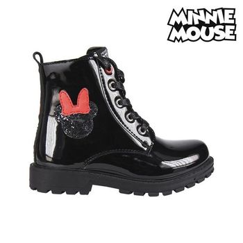 Kids Casual Boots Minnie Mouse 74117 Black