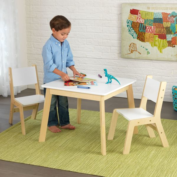 Children Tables KidKraft  Children\'s Play Set Table And Chair \