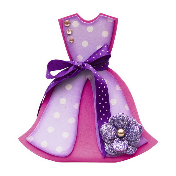 "Set for creativity gift box ""dress"" magic workshop otk-03"