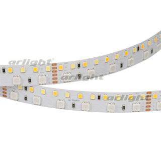 022707(1) Ribbon RT 2-5000 24 V RGB-MIX 2x2 (5ch, 180 LED/M, Lux) Arlight Coil 5 M