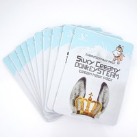 Fabric mask TM elizavecca set of 10 PCs.