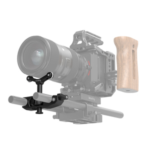 Image 3 - SmallRig Adjustable DSLR Camera Rig 15mm LWS Universal Lens Support For Follow Focus 2152