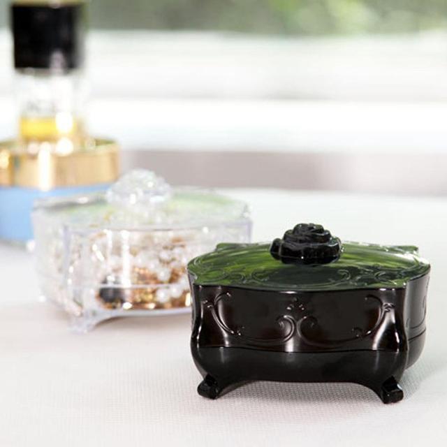 Фото акриловый чехол для хранения ювелирных изделий с кольцом в виде цена