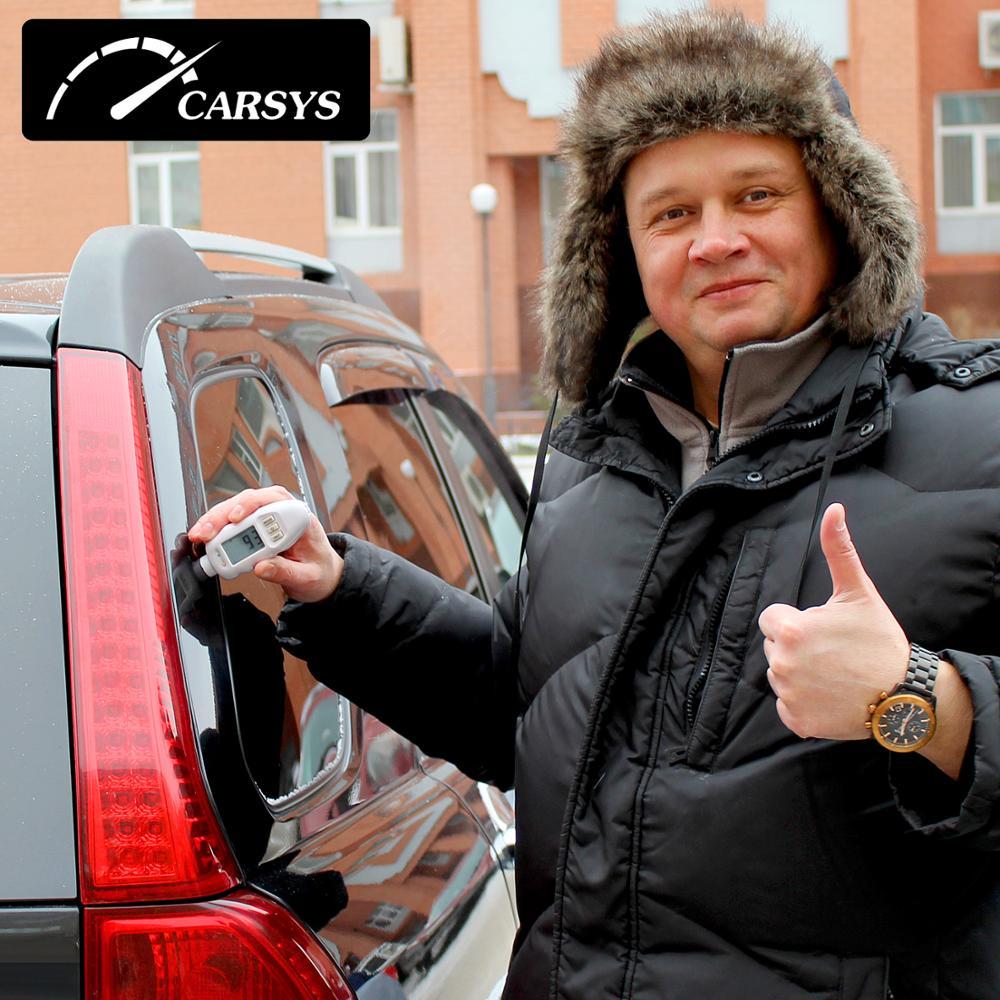Толщиномер покрытий CARSYS DPM-816 Lite по Выгодной цене для черных и цветных металлов(0-2 мм) пр-во Россия