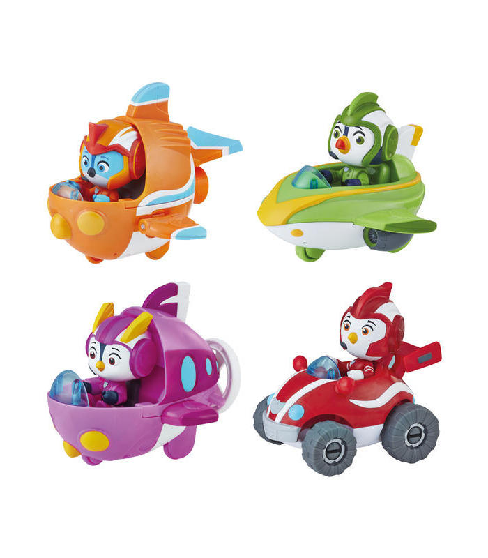 Top Wings Vehicle + Figure Toy Store