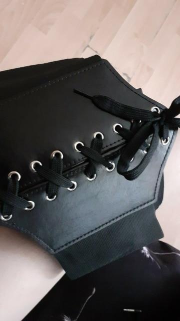 Fashion Women Elastic Extra Wide Corset photo review