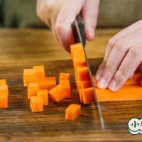 虾仁豆腐羹的做法图解1