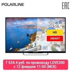 Телевизор 32 Polarline 32PL13TC-SM HD SmartTV