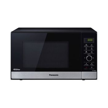 Microwave with Grill Panasonic NNGD38HSSUG 23 L 1000W Black Stainless steel