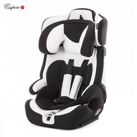 Baby car Seat Esspero Cross Fix, Group 1/2/3, 9 36 kg isofix kids growing chair auto products many colors child safety seat travels
