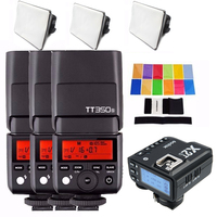 Godox TT350 TT350C TT350N TT350S TT350O TT350F Flash TTL HSS X2T X2TS Trigger Transmitter for Canon Nikon Sony Fuji Fujifilm