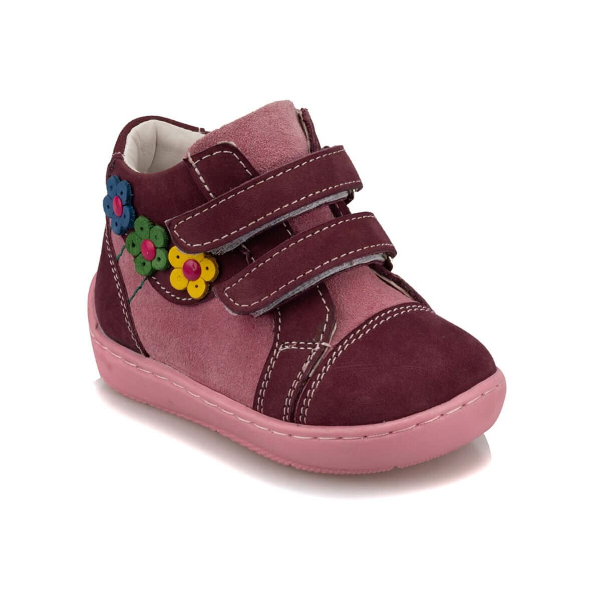 FLO 92.512019.I Purple Female Child Boots Polaris