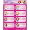 Наклейки для тетрадей Disney Princess