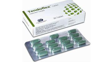 Tendoflex 30 tabletek tanie i dobre opinie Mężczyzna 12 + y DE (pochodzenie)