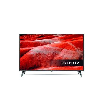 Smart TV LG 43UM7500 43 4K Ultra HD LED WiFi Black led телевизор lg oled65e7v r 65 ultra hd 4k 2160p черный белый