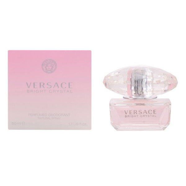 Spray Deodorant Bright Crystal Versace (50 Ml)