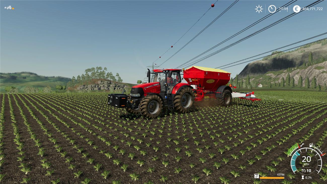《模拟农场19》v1.6.0.0中文版