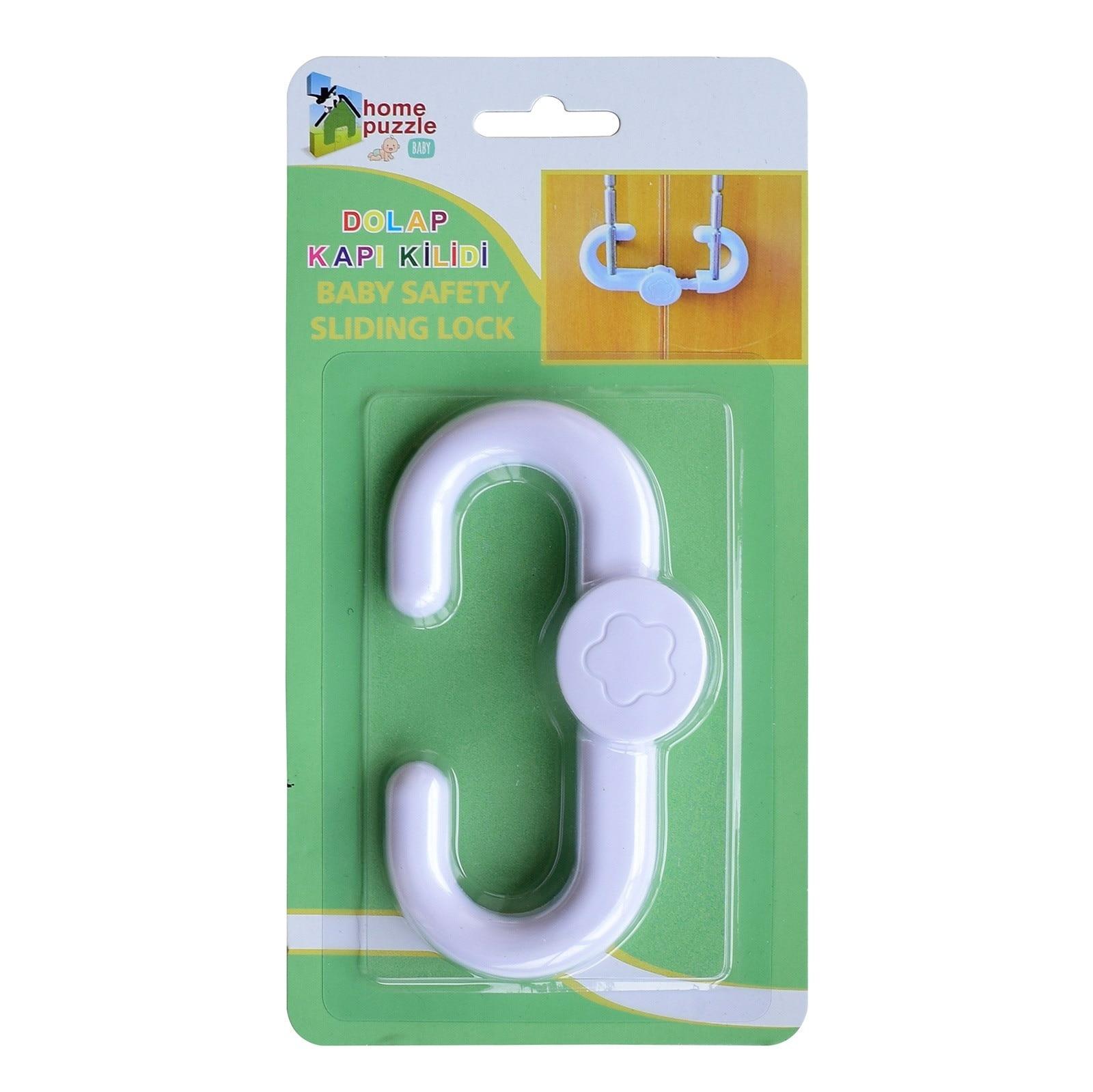Ebebek Homepuzzle Baby Safety Sliding Lock