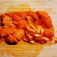 芝士泡面#太太乐鲜鸡汁芝麻香油#的做法图解4