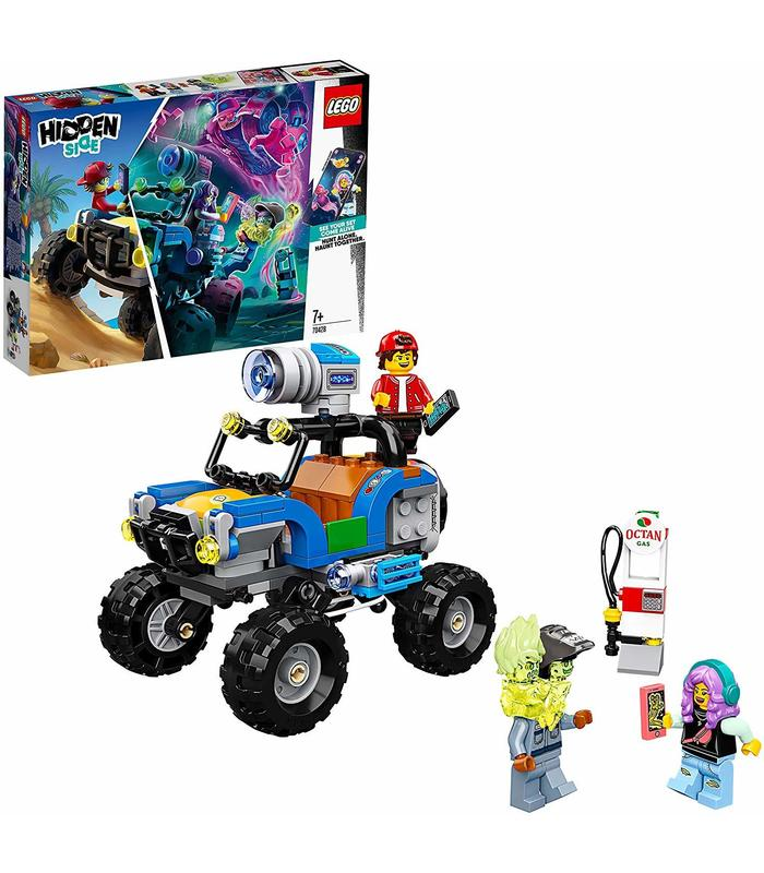 Layman 70428 Hidden Side Beach Buggy Jack Toy Store