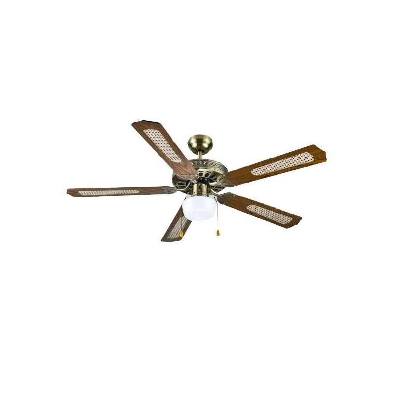 Ceiling Fan With Light Group FM VT-CLASSIC 60W 132 CM