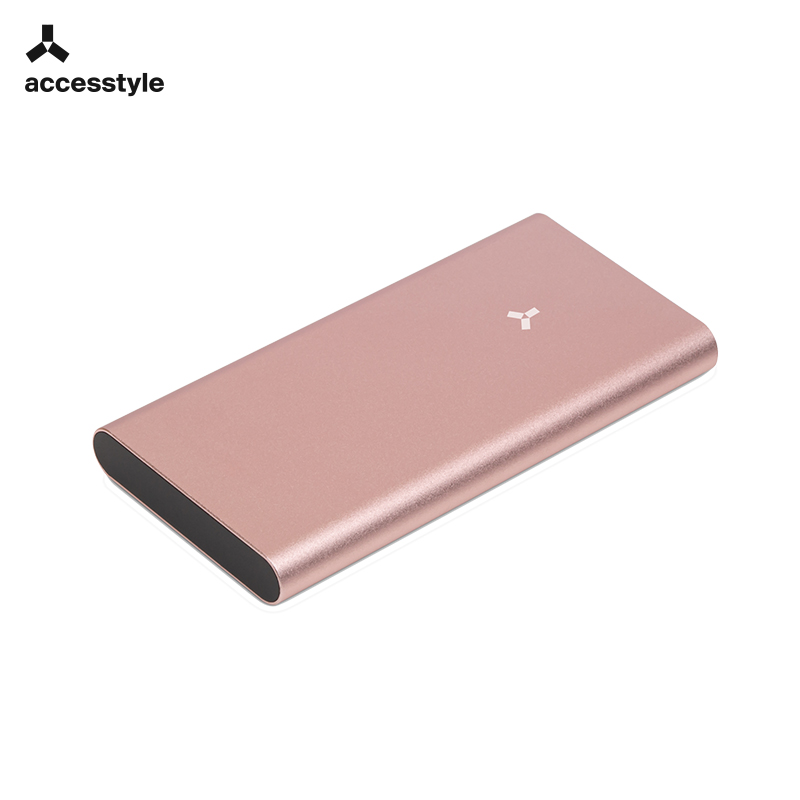 External Battery Accesstyle Coral 6MP 5 000 mAh аккумулятор accesstyle внешний аккумулятор accesstyle coral 6mp