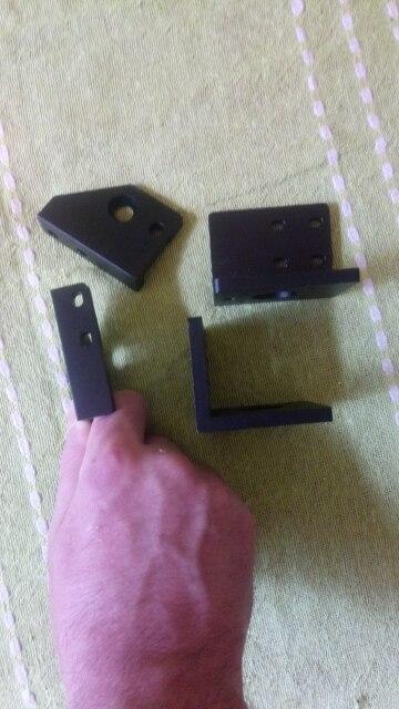 Peças e acessórios em 3D Versão Extrusão Impressora