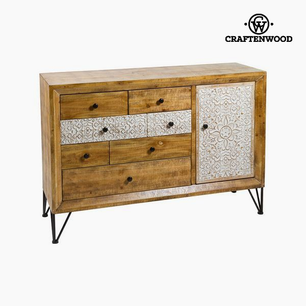 Sideboard Fir Mdf (121 X 83 X 38 Cm) By Craftenwood