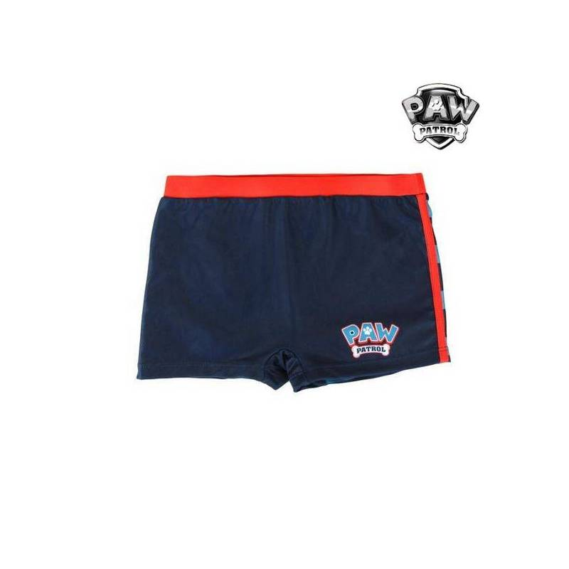 Boxer Swimming Trunks For Children The Paw Patrol 71917 Navy Blue