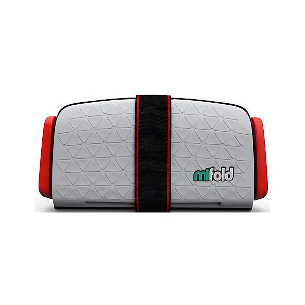Car Seat-booster Mifold 15-36 kg, pearl gray MTpromo бустер mifold the grab and go pearl grey