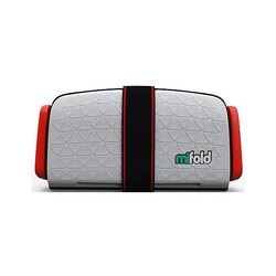 Car Seat-booster Mifold 15-36 kg, pearl gray MTpromo