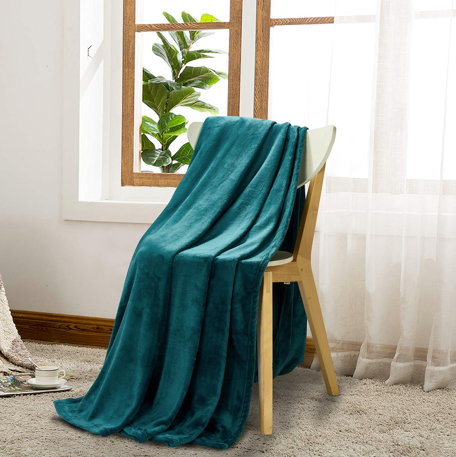 PimpamTex-velvet-touch sofa decorative blanket, super soft and warm for bed, smooth models-3