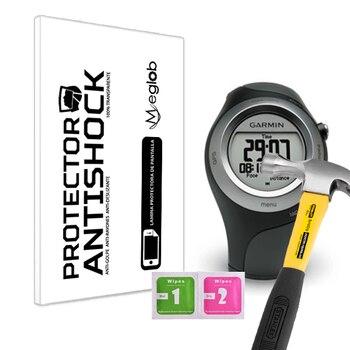Forerunner-protector de pantalla antigolpes, antiarañazos, compatible con Reloj GPS Garmin®405