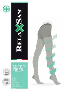 Relaxation 880m tights collant micro 140den N3 (black)
