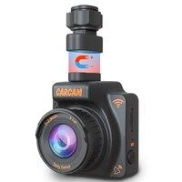 CARCAM R2 compacto DVR Full HD coche DVR con WiFi y GPS