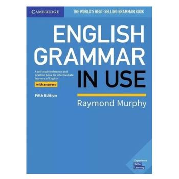 English Book Grammar Textbook learning English Cambridge University Press books 5th Edition With Answers textbook evaluation teaching grammar