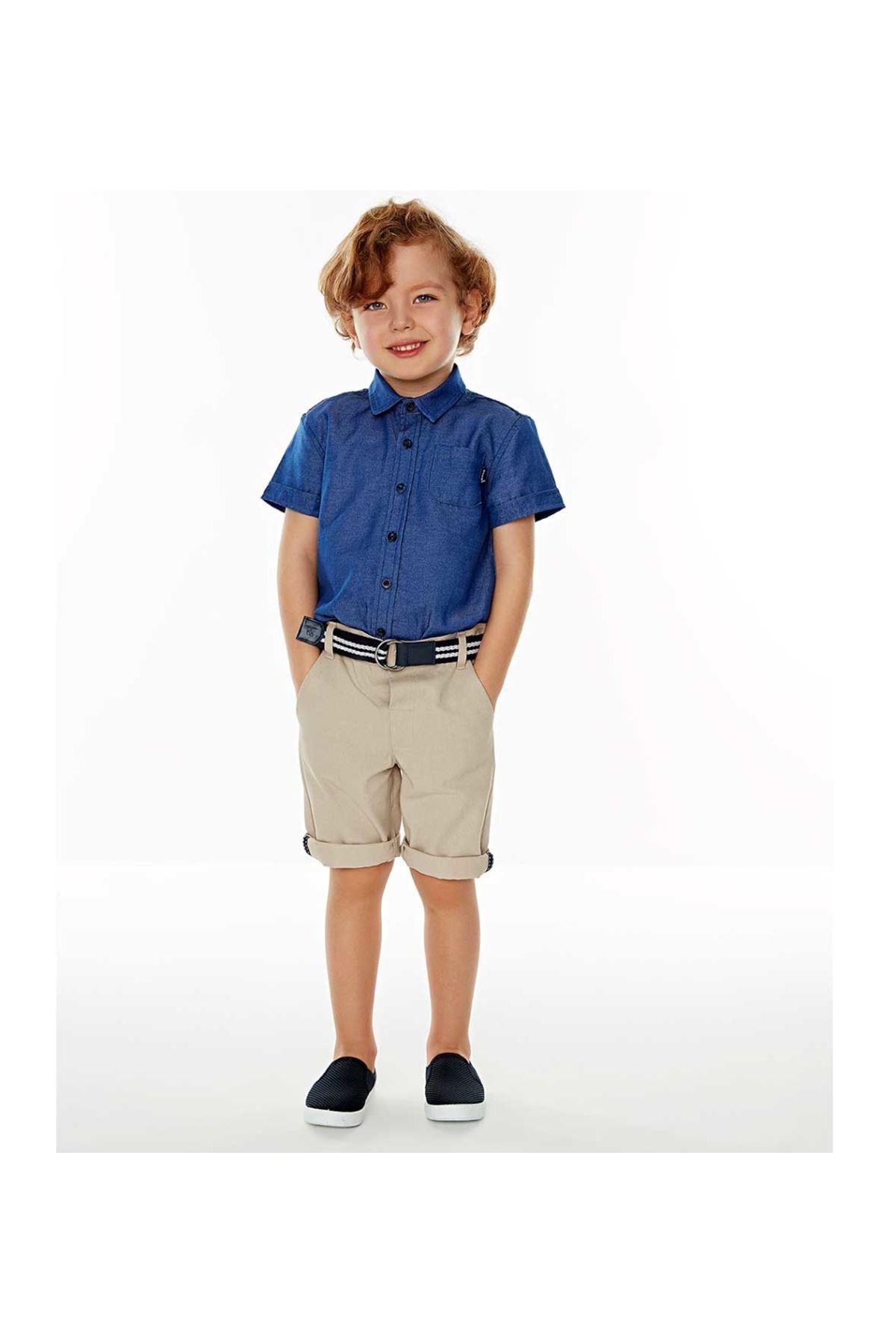 Wonder Kids Male Child Shorts 010-7268-028
