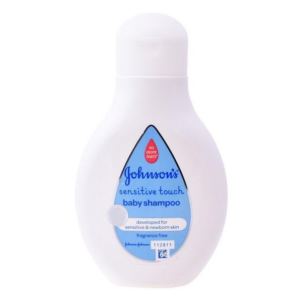 Children's Shampoo Sensitive Touch Johnson's (250 Ml)