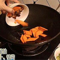 #百变鲜锋料理#火腩豆腐煲的做法图解5