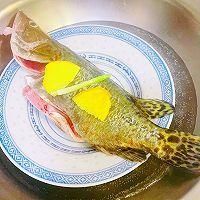 #太太乐鲜鸡汁芝麻香油#鲜鸡汁桂鱼的做法图解3