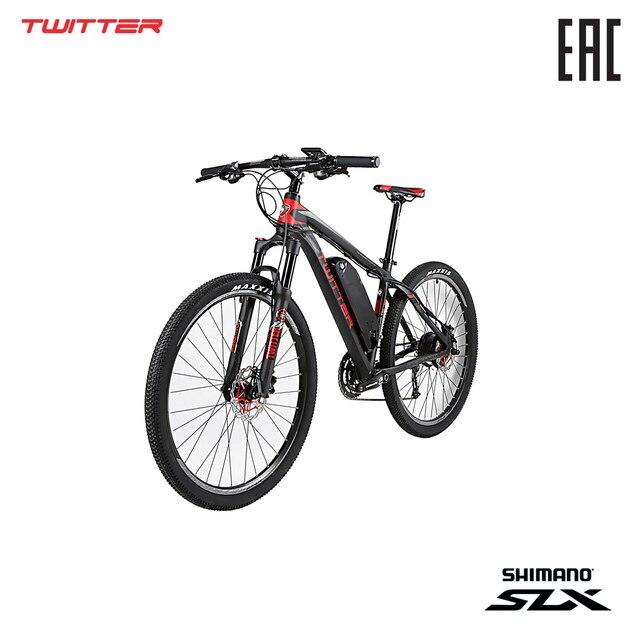 Электрический велосипед Twitter MANTIS-E1