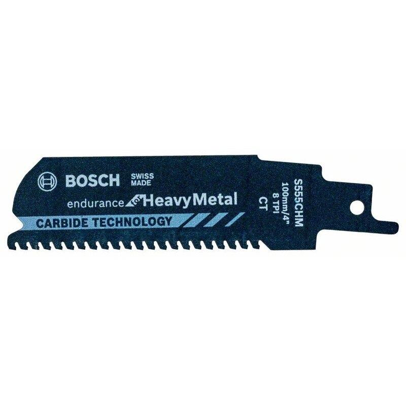 BOSCH-saw Blade Sable Endurance For HeavyMetal