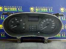 P8200390132 NS80729957 Renault Trafic Combi (ab 4.01) passager Authentique Combi short