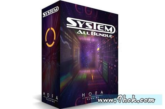 插件套装-HOFA SYSTEM v5.0.0 [WiN]