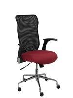 Cadeira ergonômica do escritório com rocker do mecanismo  braços retrátil e malha ajustável do apoio da altura tra