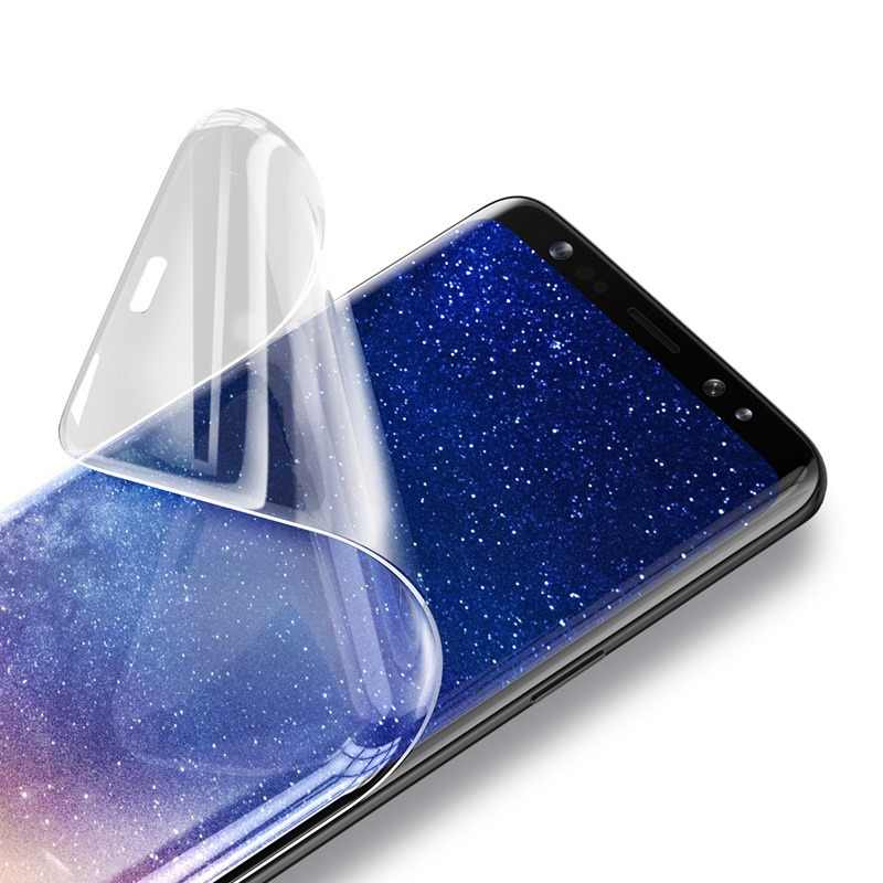 Screen Protector For Samsung Galaxy M31 Screen Protector For Samsung M31 Full Cover,hydrogel Film For Display