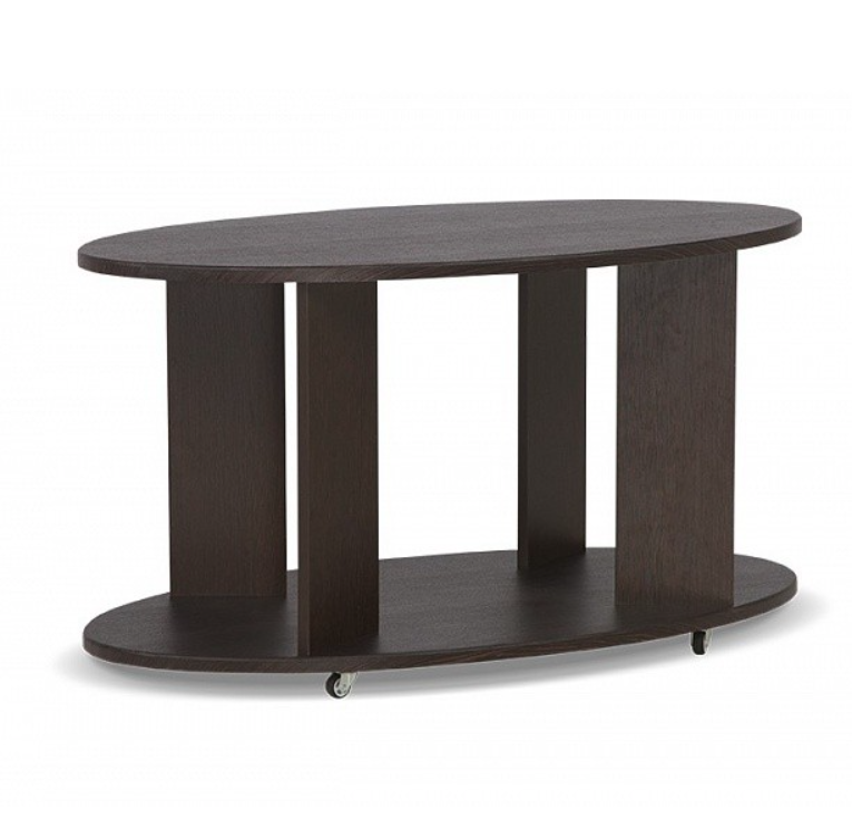 Table Classic-coffee Delicatex Color Wenge прикатной