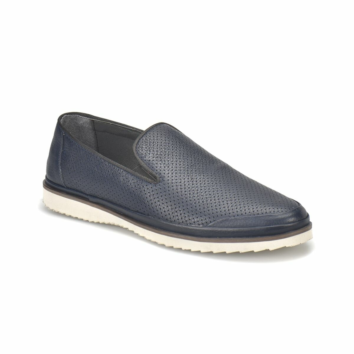 FLO 1792 M 6688 Navy Blue Men 'S Modern Shoes Flogart